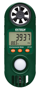 Extech EN100: 11-in-1 Environmental Meter